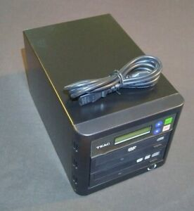 TEAC DVW-D11 Stand Alone 1x1 DVD Duplicator System *TESTED* Copier 16x DVD-R