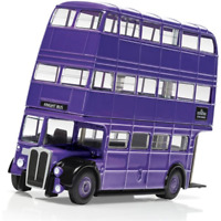 Corgi CC99726 Harry Potter Triple Decker Knight Bus - Die Cast 1:76 Scale