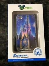 IPHONE 4S CASE DISNEY - Walt Disney World D-TECH - Collectible!!! New In Box
