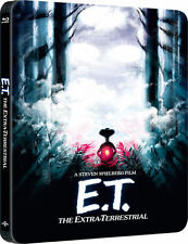 E.T 35th Anniversary Blu Ray Steelbook  -UK Exclusive Limited Edition