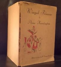 Winged Princess - Anne Kennington. iilus. by C Conway  Gordon. First Edition.