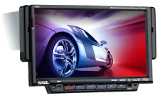 "Soundstorm Sd702 Single Din In-Dash Dvd Mp3 Cd Am/Fm Receiver 7"" Tft Touchscreen"