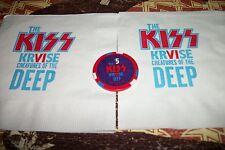 Kiss Kruise VI 5$ casino chip + bonus