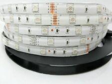 LED Strip Light Tape Flexible 12V 7.2W/m Waterproof IP65 30 LEDs RGB ECO SERIES