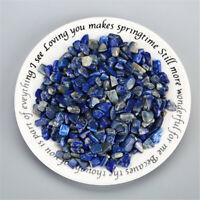 Lapis lazuli Ore Crushed Gravel Stone Chunk Lots Degaussing DIY Chakas yoga