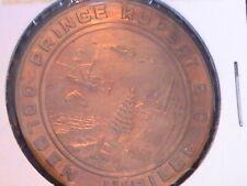 CANADA TRADE DOLLAR 1960 PRINCE RUPERT B.C. GOLDEN JUBILEE $1.00 DURING 1960