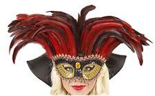Incas Veneciano Máscara De Ojo Masquerade Ball Cabaret Mardi Gras Corista Fancy Dress