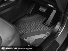 Hyundai IX35 Genuine Rubber All Weather Heavy Duty Floor Mat Set 4 New