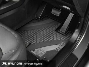 Hyundai IX35 Genuine Rubber All Weather Heavy Duty Floor Mat Set 4 New