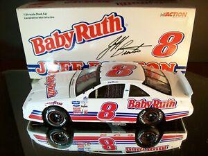 Jeff Burton #8 Baby Ruth 1993 Ford Thunderbird 1:24 Action 1 of 8,004