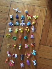 Lot 37 pcs Pokemon Go Pocket Monster Mini Figure Play set Toy 2-3cm cake topper