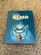 Finding Nemo (4K Hd,Blu-ray) Steelbook - read description/see photos
