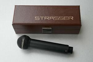 Strässer / Beyer Dynamic M 19 Mikrofon