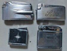 FOUR VINTAGE LIGHTERS (spares or repairs) STARLON, RONSON, MOSDA, AZALLA (OS6)