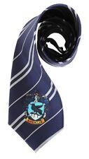 Harry Potter Ravenclaw Hogwarts Blue Costume Neck Tie Luna Lovegood Cho Men Gift