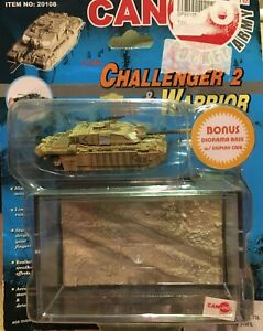 DRAGON CANDO CHALLENGER 2 MBT - FACTORY SEALED 1/144