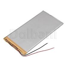 2570145, Internal Lithium Polymer Battery 3.7V 25x70x145