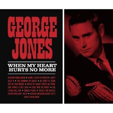 GEORGE JONES - WHEN MY HEART HURTS  CD NEW+