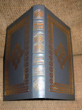 SIGNED CHUCK PALAHNIUK FIGHT CLUB The Easton Press 2014 FINE, MINT CONDITION