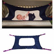 Baby Hammock Newborn Elastic Detachable Baby Crib Portable Safe Sleeping Bed Us
