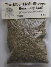 Rosemary Leaf Whole 1 oz. Culinary - The Elder Herb Shoppe