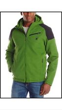$249 NEW SPYDER OUTSETTER INSULATED MID WEIGHT HYBRID CORE SWEATER JACKET MENS L
