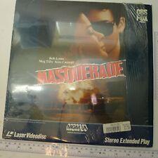 Masquerade (Laserdisc)