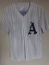 100th Anniversary 1915 MiLB Asheville Tourists SGA Button Front Jersey Men Med