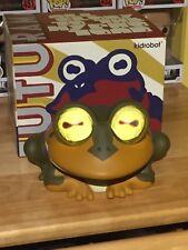 "Kidrobot X Futurama 6"" Hypnotoad OG 2012 Vinyl Robot Hypno Toad Art Toy"