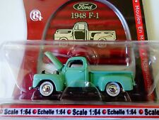 YATMING-ROAD SIGNATURE -1948 FORD F-1  PICK UP- 1:64 SCALE-NIP