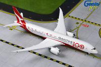 "Qantas 787-9 ""Qantas 100"" VH-ZNJ Gemini Jets GJQFA1902 Scale 1:400 IN STOCK"