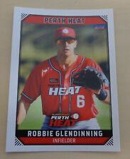 Robbie Glendinning 2018/19 Australian Baseball League card - Perth Heat