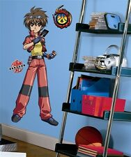 Bakugan Battle Brawlers Giant Wall Sticker Applique NEW SEALED