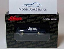 Schuco Piccolo: 05695 Mercedes-Benz /8 Sedán, azul