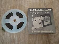 *Scotch Magnetic Tape 1800ft/540m DP 5 3/4-15c von 3 M Low Noise Dynarange HIFI*