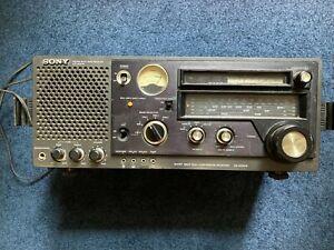 SONY ICF-6700W FM/AM MULTI BAND RECEIVER