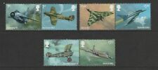 GB 2018 Royal Air Force RAF Centenary Stamps MNH