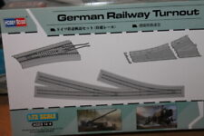 NEW Hobby boss (82909): German Railway turnout au 1/72