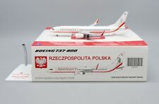 Rzeczpospolita Polska B737-800 Reg: 0110 JC Wings Scale 1:200 Diecast LH2245