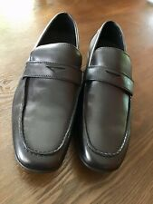 Banana Republic Mens Leather  Shoes 9 Color Black