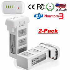 2pack 4S 4480mAh 15.2V Intelligent LiPo Battery for DJI Phantom 3 Pro Advanced H