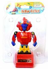 Solar Robot Dancing Solar Powered Toy