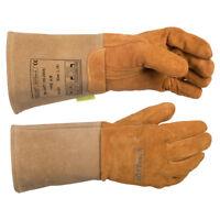 WELDAS SOFTouch, TIG Welding Gloves, Oil & Abrasion Resistant, Size: M L XL XXL