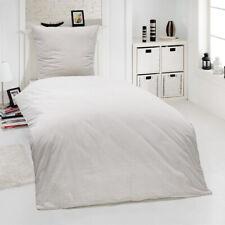 Bettwäsche 135x200 Grau Günstig Kaufen Ebay