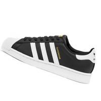 ADIDAS WOMENS Shoes Superstar - Core Black & White - FV3286