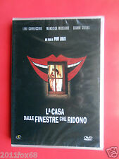 dvds film horror la casa dalle finestre che ridono pupi avati francesca marciano