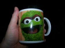 Oscar the Grouch coffee mug