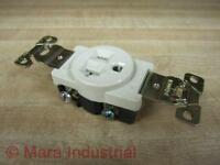 Cooper 1877V Single Box Receptacle 5-20
