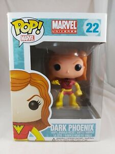 Marvel Funko Pop - Dark Phoenix - No. 22 - Vaulted Pop