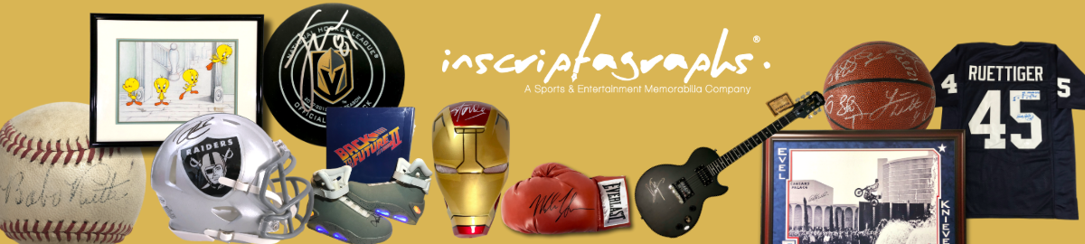 Inscriptagraphs Memorabilia